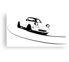 Mazda Miata (MX-5)  Canvas Print