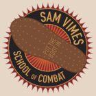 Sam Vimes School of Combat by christymcnutt