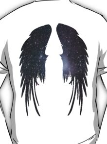 Angel Plain Galaxy Wings T-Shirt