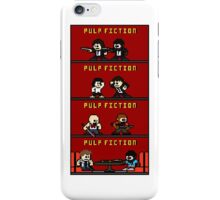 Mega Pulp Fiction iPhone Case/Skin