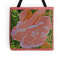 Tote Bag 26....................................Pink Bloom by Fara
