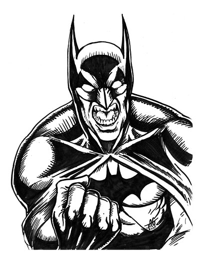 Rage of the Bat by JohnnyGolden
