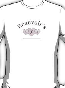 Beauvoir's B.F.F. T-Shirt