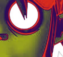 Gorillaz Sticker