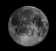 Walk The Moon by Lfcjdp