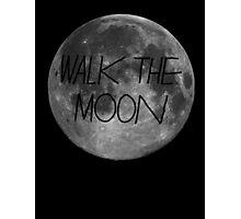 Walk The Moon Photographic Print