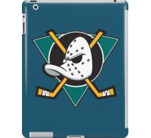 Mighty Ducks Anaheim iPad Case/Skin