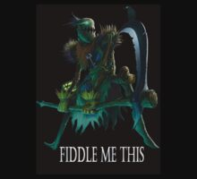 Fiddle me this by CassienJess