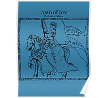 Joan of Arc.... Poster