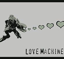 Sangheili Officer Love Machine - Halo by CanisPicta