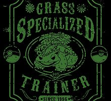 Grass Specialized Trainer by tiranocyrus
