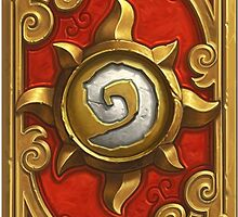 Hearthstone Pandaria Card Back by xBigRedx