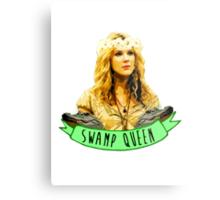 Swamp Queen  Metal Print