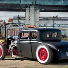 Railroad Rat Rod by DaveKoontz