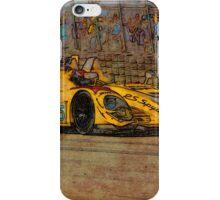 Porsche Spyder American LeMans Series iPhone Case/Skin
