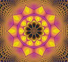 Kaleidoscope Design 01 by fantasytripp