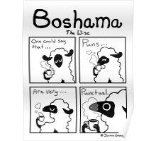 Boshama the wise Poster
