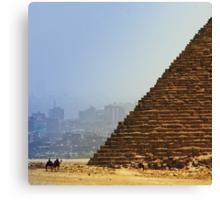 Egypt, Giza Canvas Print
