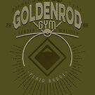 Goldenrod Gym by Azafran