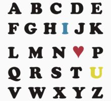 Love alphabet by andraskiss