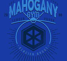 Mahogany Gym by Azafran