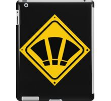 EXCLAMATION signs? iPad Case/Skin