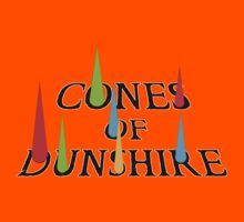 Cones of Dunshire by mist3ra