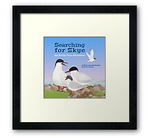 Searching for Skye: An Arctic Tern Adventure Framed Print