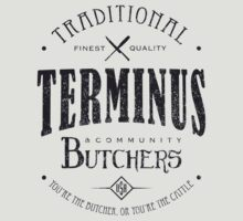 Terminus Butchers (dark) by Olipop