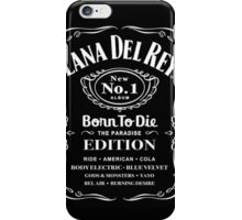 Lana Del Rey iPhone Case/Skin
