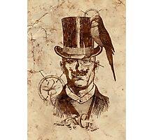 Extraordinary Gentleman Photographic Print