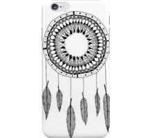 dreamcatcher iPhone Case/Skin