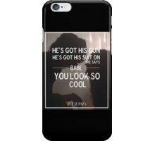 So Cool  iPhone Case/Skin