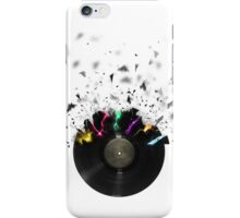 Shattered Vinyl iPhone Case/Skin