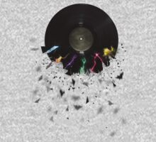 Shattered Vinyl Kids Clothes