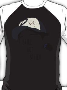 Telltale Games' The Walking Dead - Clementine Outline ver. 2 T-Shirt