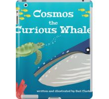 Cosmos the Curious Whale iPad Case/Skin