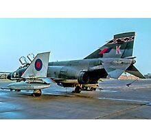 McDonnell F-4M Phantom FGR.2 XV429/K Photographic Print