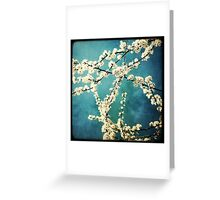 Waiting for Spring to Bloom Greeting Card
