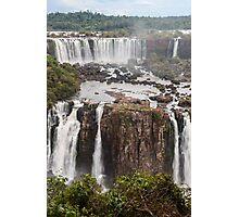 Iguazu Falls - Brazil Photographic Print