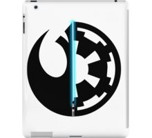 Rebel Alliance vs Galactic Empire - Star Wars iPad Case/Skin