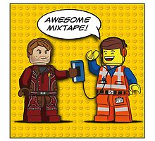 Awesome LEGO Mixtape by mellowmind