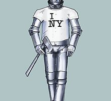 Tin Man - New York by noelgreen