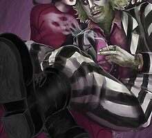 Beetlejuice - The Ghost with the Most by LadyMeggieMan