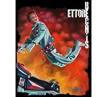 Evel Knievel Photographic Print