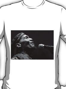 The wonderful Jimmy Cliff 2 (n&b)(t) by expressive photos ! Olao-Olavia by Okaio Créations   T-Shirt