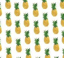 Pineapples by ronsmith57