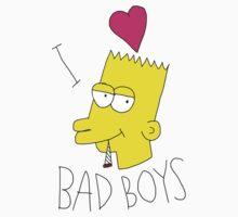 I love Bad Boys by ronsmith57