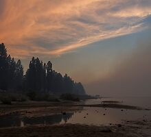 The King Fire by Richard Thelen