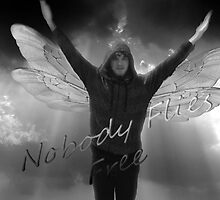 Nobody Flies Free by GriMus